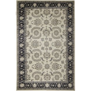Check Prices Marilynn Hand-Tufted Black/Beige Area Rug ByDarby Home Co