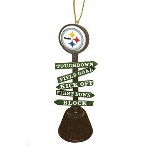 Fan Crossing Shaped Ornament ByEvergreen Enterprises, Inc