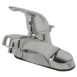 Ultra Faucets Centerset Lavatory Faucet with..