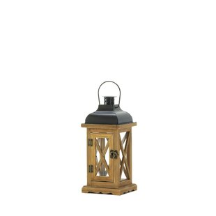Hayloft Wooden Lantern