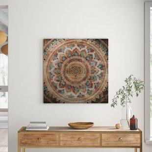 Mandala Wall Art Wayfair Co Uk