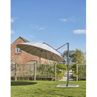 Jaylen 3m Cantilever Parasol By Freeport Park