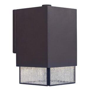 Bunce 1-Light Outdoor Wall Lantern by Latitude Run