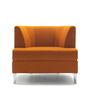 Cosy Lounge Chair with Casters