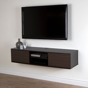 Wood Tv Wall Mount Console Wayfair