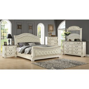 Alexandra Sleigh Configurable Bedroom Set