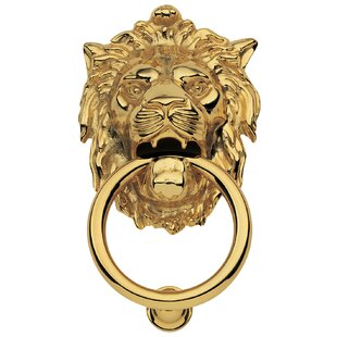 Leone Door Knocker  sc 1 st  Wayfair & Door Knockers You\u0027ll Love | Wayfair