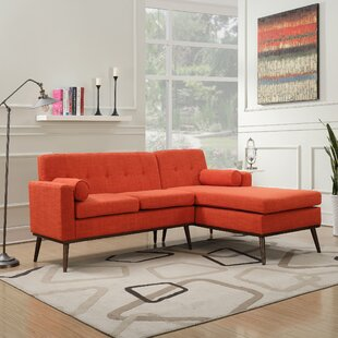 Altheimer Mid Century Modern Modular Sectional Sofa by Turn on the Brights