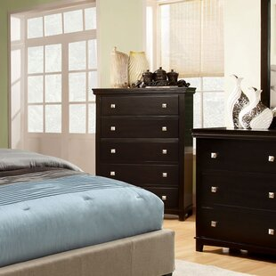Buffalo 5 Drawer Chest by Darby Home Co