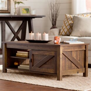 Cleveland Coffee Table Gracie Oaks