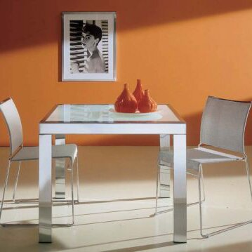 Modern Glass Dining + Kitchen Tables   AllModern