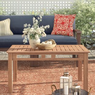 Calila Teak Coffee Table