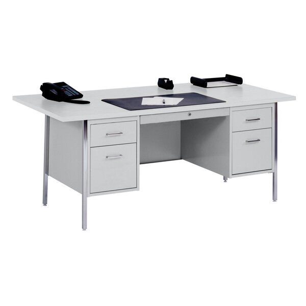 5 Drawer Desk | Wayfair