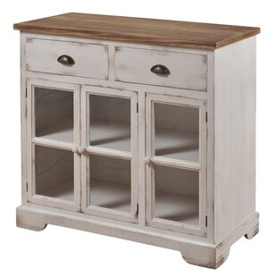 Hardrick 3 Door Accent Cabinet by August Grove
