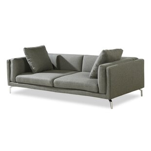 Shop Tia Modern Solid Loft Sofa by Orren Ellis