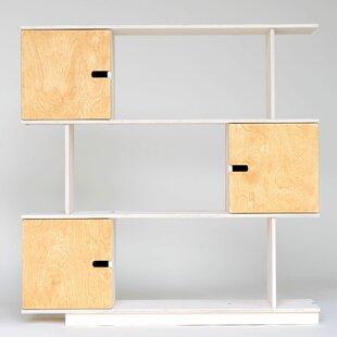 Pia 116cm Bookcase By Ebern Designs