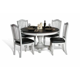 Arlene 5 Piece Dining Set August Grove