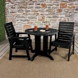 Trigg 3 Piece Bistro Set