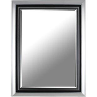 Orren Ellis Sherrick Fancy Wall Mirror