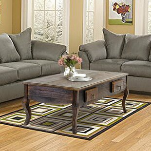 Freelon Coffee Table with Storage