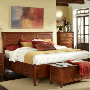 Darby Home Co Barstow Platform Bed