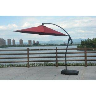 Kettering 9.5' Cantilever Umbrella by Freeport Park