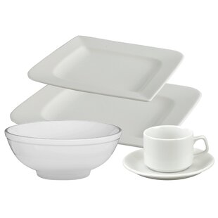 Sven 20 Piece Dinnerware Set, Service for 4