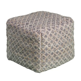 Casner Pouffe By World Menagerie