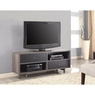 Park Row Glistering Mid-Century 60 inch  TV Stand