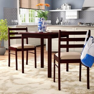 Kinsler 3 Piece Bistro Set by Winston Porter Purchase