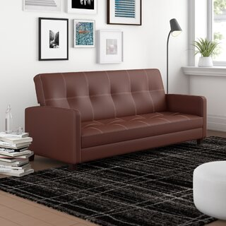 Amarion Convertible Sofa by Zipcode Design SKU:BA518510 Buy
