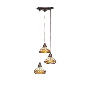 Nessa 3-Light Cascade Pendant by Red Barrel Studio