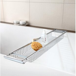 Contemporary Expandable Bath Caddy