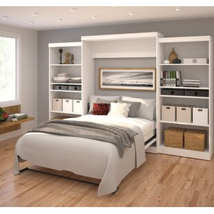 Affordable Chudleigh Murphy Bed by Wade Logan Reviews (2019) & Buyer's Guide