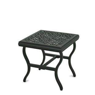 Schaffer Aluminum Side Table