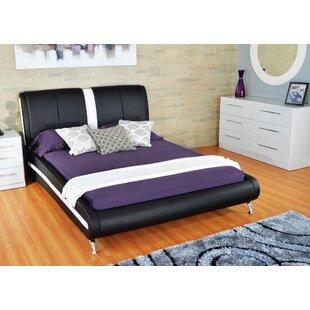 Inexpensive Madelynn Queen Upholstered Platform Bed by Orren Ellis Reviews (2019) & Buyer's Guide