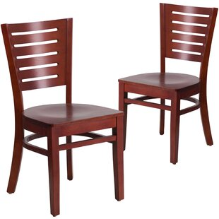 Lauren Solid Wood Dining Chair (Set of 2)..