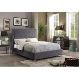Jamil Upholstered Platform Bed by Everly Quinn