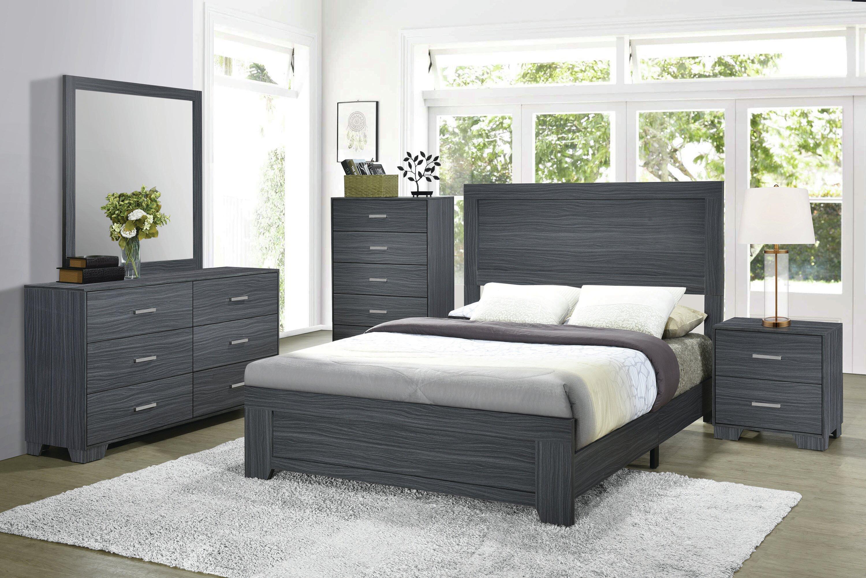 Sanket Standard Configurable Bedroom Set