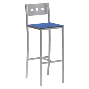 Chaucer 70cm Bar Stool By Sol 72 Outdoor