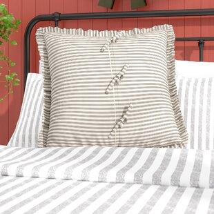 Ding 100% Cotton Euro Pillow Cover