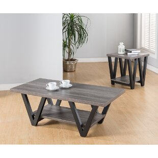 Paynesville 2 Piece Coffee Table Set By Ivy Bronx