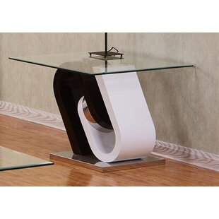 Brook Top End Table