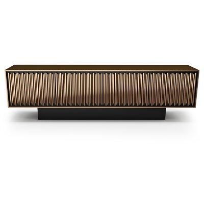 "Arditi Collection 98"" Wide Credenza  Color: Copper"