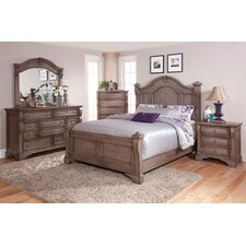 Panel Bed by One Allium Way