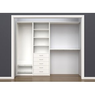 SpaceCreations 64 W - 99 W Closet System