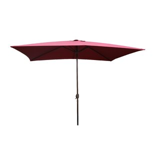 10' X 6.5'Rectangular Market Umbrella
