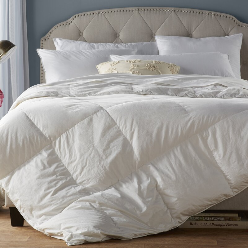 The Twillery Co All Season Down Alternative Comforter Reviews Wayfair