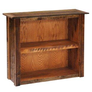 Reclaimed Barnwood Standard Bookcase