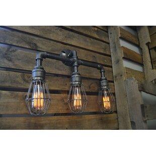 Find 3-Light Vanity Light By West Ninth Vintage